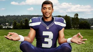 Russell Wilson Credit: Photograph by Peter Yang